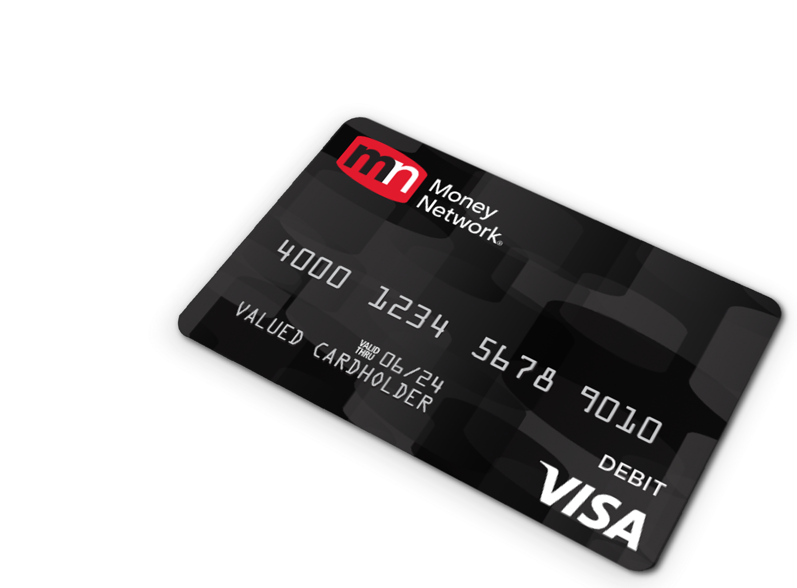 more than an account - Prepaid Black Card